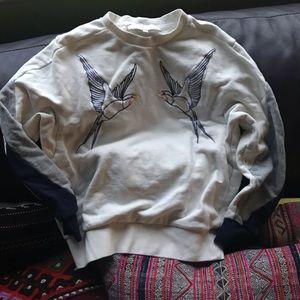 Stella McCartney Birds of Paradise Sweater RARE!